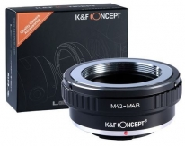 Adapter K&F Concept M42-m4/3, micro4/3 do Olympus itd.
